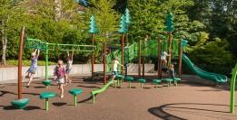 Forest Ridge Mini Park / Bellevue WA.